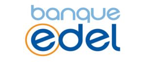 Banque Edel logo
