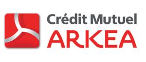 Crédit Mutuel ARKEA logo