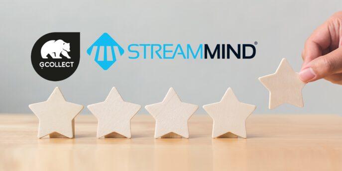 GCollect la seule place de marché pour les factures impayées signe un partenariat avec Streammind