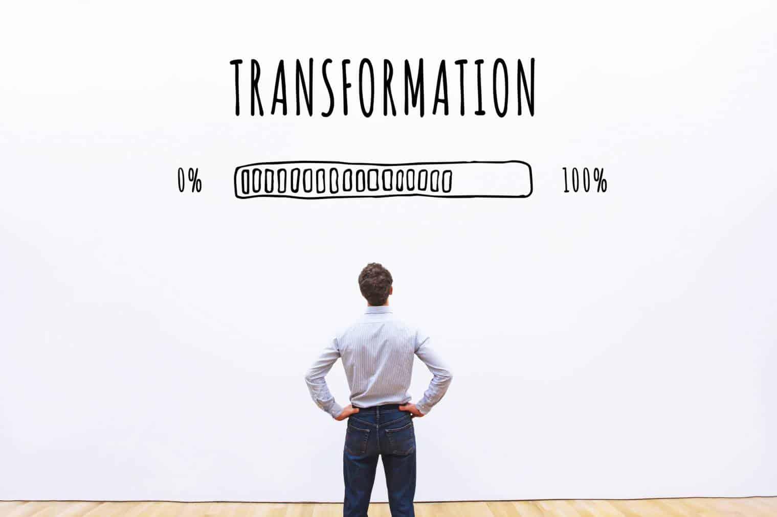 Steps to begin digital transformation