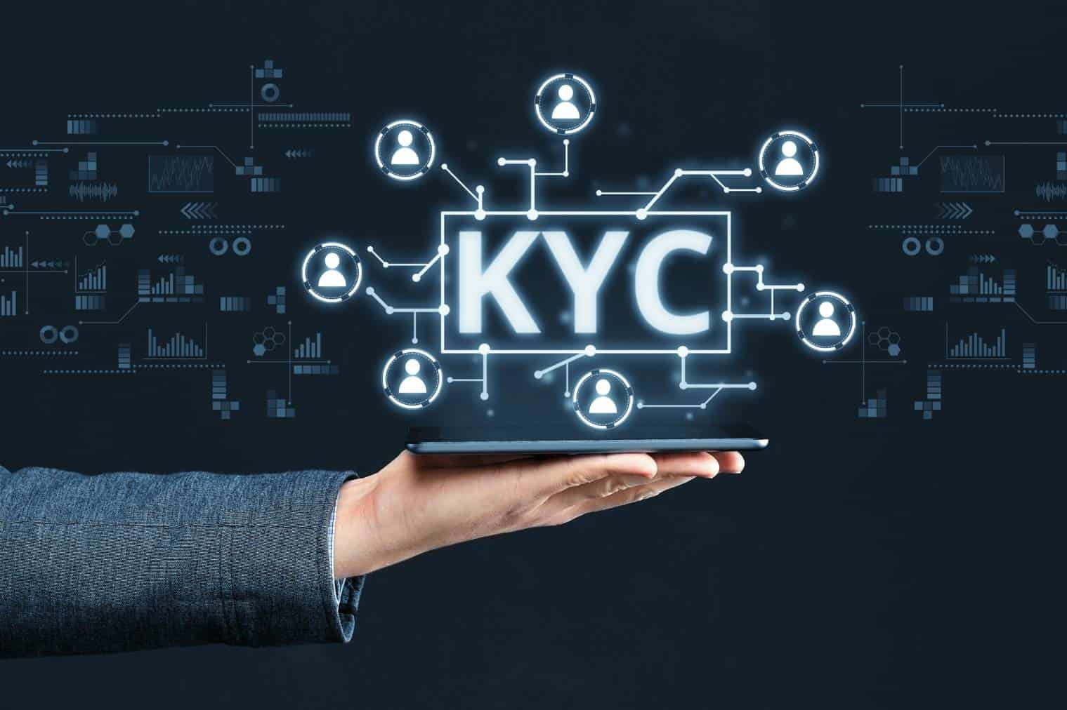 Identity documents for the KYC procedure